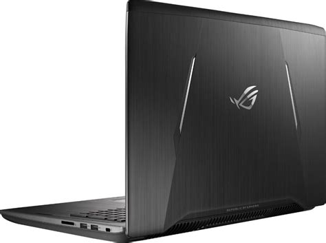 Laptop Asus Rog Amd asus rog strix gl702zc gaming laptop launched with amd ryzen 7 processor