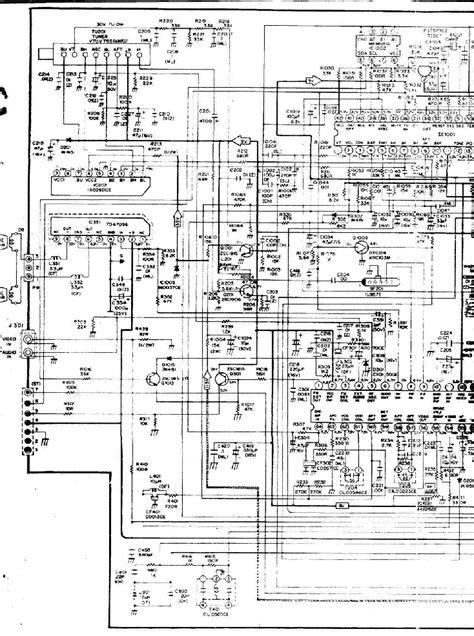 sharp lcd tv schematic diagram circuit and schematics diagram