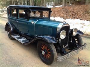 1929 Buick For Sale 1929 Buick Four Door Sedan Model 2927