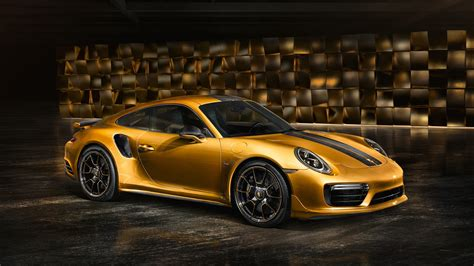 Wallpaper Porsche 911 by Wallpaper Porsche 911 Turbo S Exclusive Series 4k