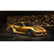 Wallpaper Porsche 911 Turbo S Exclusive Series 4K