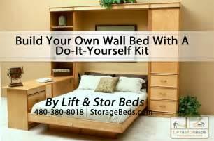 Murphy Bed Kit Philippines Build Your Own Wall Bed With A Do It Yourself Kit From