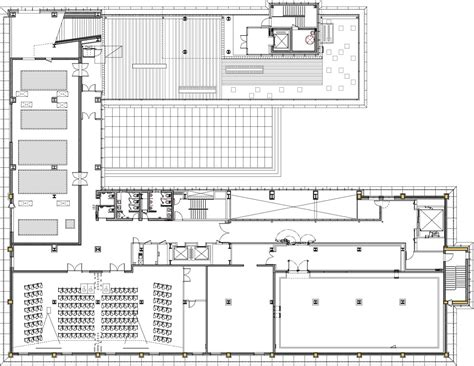 hanok house floor plan gallery of national museum of korean contemporary history junglim architecture 13