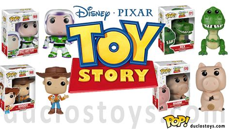 Funko Pop Disney Story duclos toys figures collectibles toys