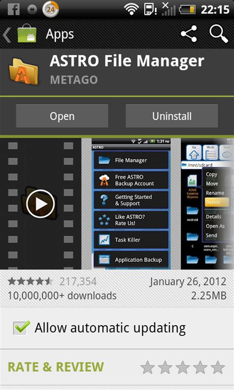 astro file manager apk android black market how to get cracked paid android apps for free the easy way