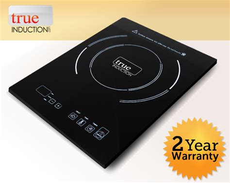 Induction Cooktop Uk - true induction energy efficient single burner induction