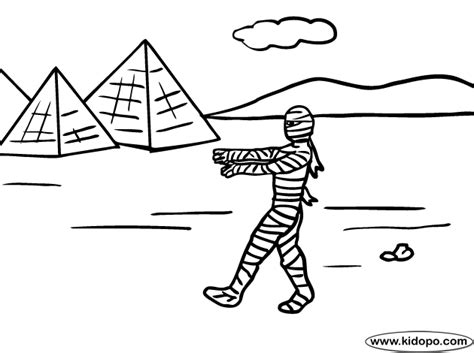 egypt mummy coloring pages egyptian mummy pages coloring pages