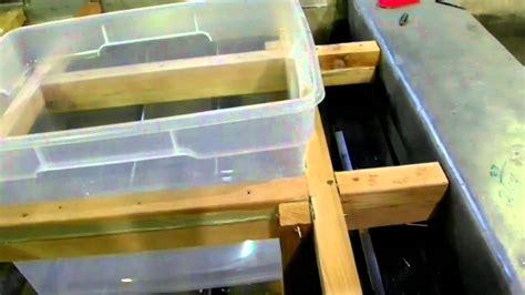 aluminum fishing boat improvements aluminum v hull boat modification part 1 youtube