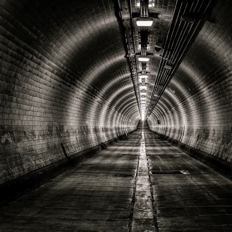 thames barrier tunnel london on behance