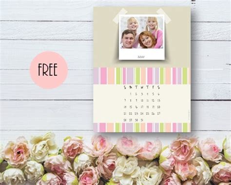 make your own photo calendar free free photo calendar maker create print at home