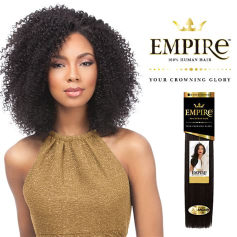 empire stars with short hair empire with hair sensationnel empire yaki 100 human hair