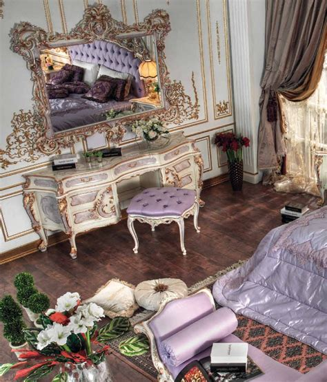 classic decorated bedroom classical interior design