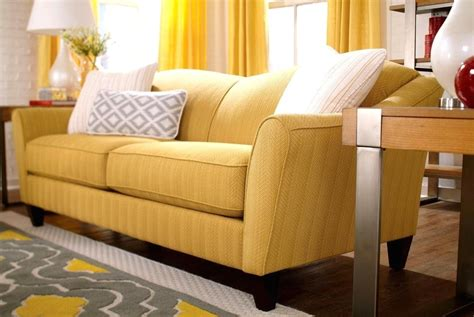 yellow loveseat slipcover yellow sofa slipcover jacquard fabric solid gold couch