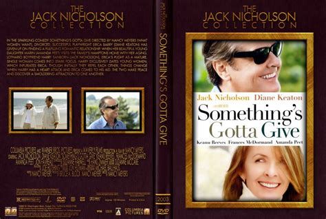 something s something s gotta give the jack nicholson collection