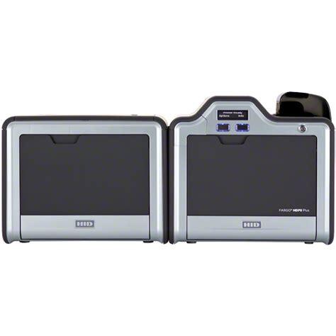template card hid printer fargo hdpii plus id card printer encoder card printing