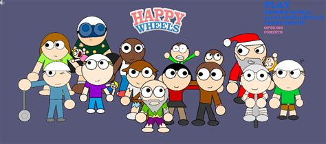 happy wheels full version new characters image gallery happy wheels new characters