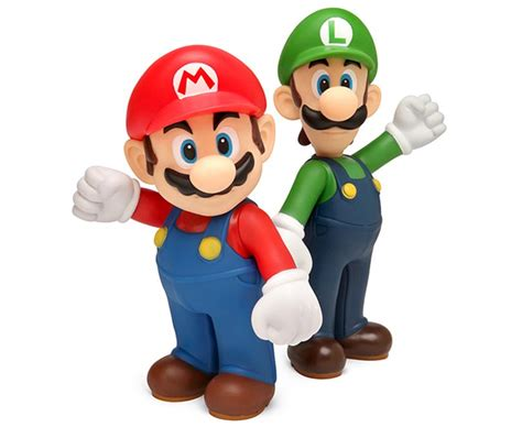 Figure Mario Bros mario bros vinyl figures gadgetsin