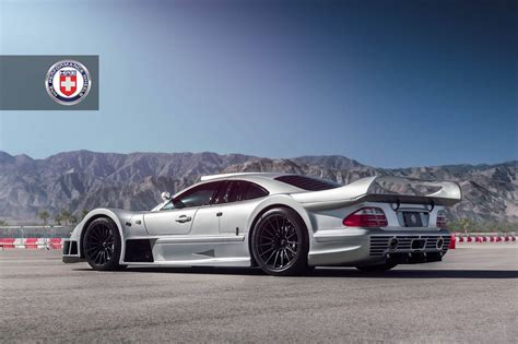 mercedes bench stunning mercedes benz clk gtr with satin black hre wheels gtspirit