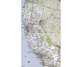 maps of california state collection of detailed maps of