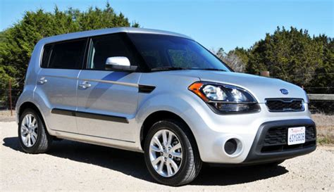 Cheapest Kia Soul Cheapest Coolest And Most Affordable New 2012 Cars
