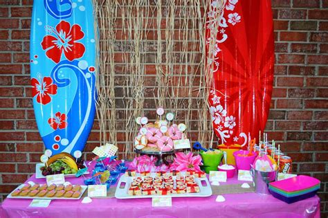 Disney teen beach movie surf birthday party birthday party ideas photo 1 of 24 catch my party