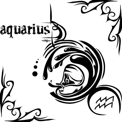aquarius symbol tattoo designs aquarius tattoos designs ideas and meaning tattoos for you