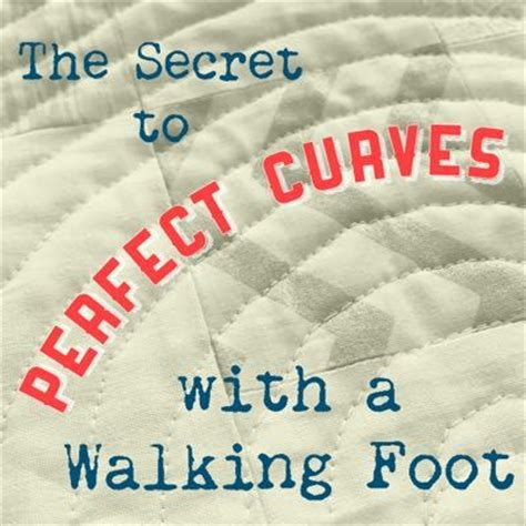best 25 walking foot quilting ideas on
