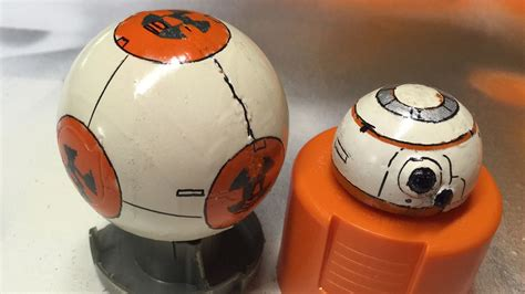 Bb 8 Wallpaper Wars Iphone All Hp this designer made his own bb 8 wars droid the verge