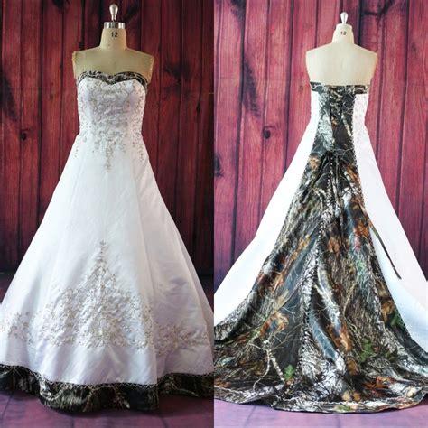 White Camo Wedding Dresses by Wedding Dress Wedding Dresses Camo Wedding Dress White