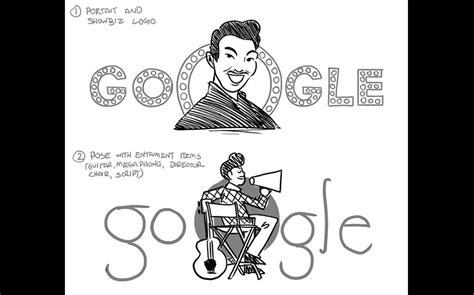 doodle nama sri doodle abadikan hari lahir ke 88 seniman negara p