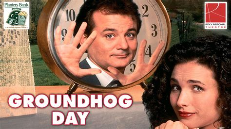 groundhog day where filmed planters bank presents to show quot groundhog day quot this sunday