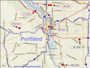 maps of portland oregon map of greater portland oregon metro area pictures to pin