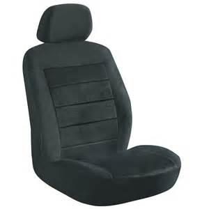 usa seat cover low back 2 royal velvet black