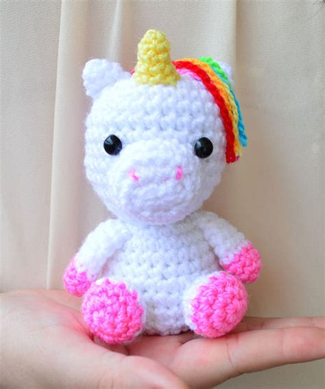 amigurumi pattern unicorn crochet pattern baby unicorn amigurumi unicorn by