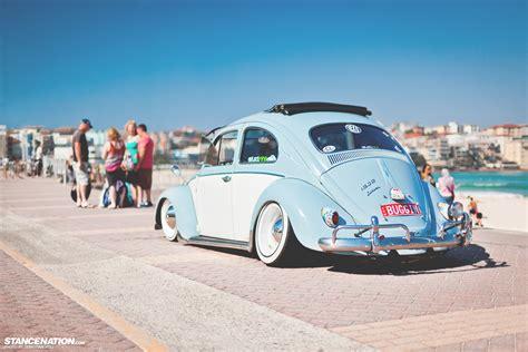 stanced volkswagen beetle image gallery stanced beetle