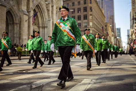 st day annual st patrick s day parade in new york