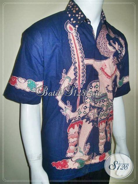 Batik Gamis Longcardi Pandawa batik wayang bima batik tulis harga manis ld140t toko batik 2018 toko batik