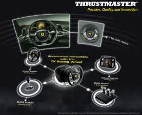 Thrustmaster Tx Racing Wheel 458 Thrustmaster Tx Racing Wheel 458
