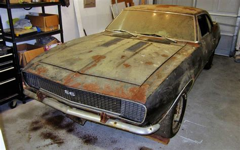 Find By Ss Pony Project 1967 Camaro Rs Ss