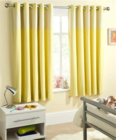 lemon nursery curtains blickdichte gardinen eine gute alternative zur