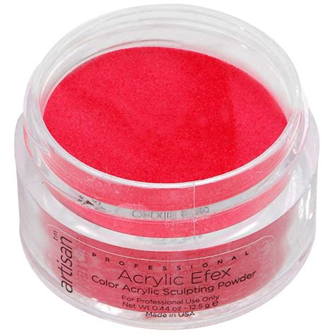 colored acrylic artisan colored acrylic nail powder professional size