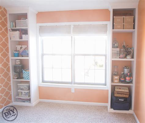 how to build custom built in bookcases