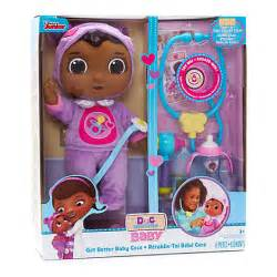 Christmas Ornament Gift Boxes Doc Mcstuffins Baby Cece Check Up Doll