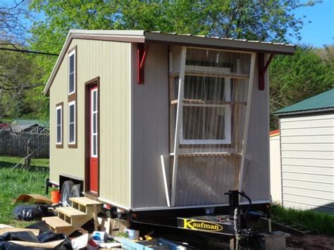 Small Homes For Sale Nc Tiny House On Wheels For Sale In Asheville Nc