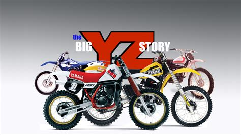 new 2 stroke motocross bikes mx history the yz400 two stroke dirt bike magazine