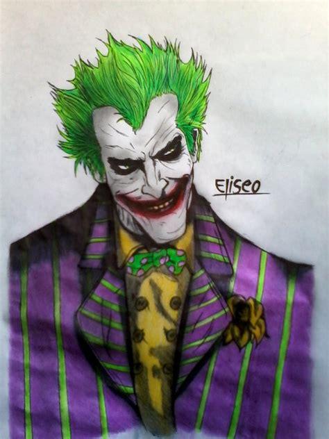 imagenes the joker guason the joker el guason por eliseo dibujando
