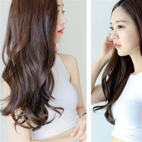 hair relaxer for asian hair best 25 loose wave perm ideas on pinterest loose curl