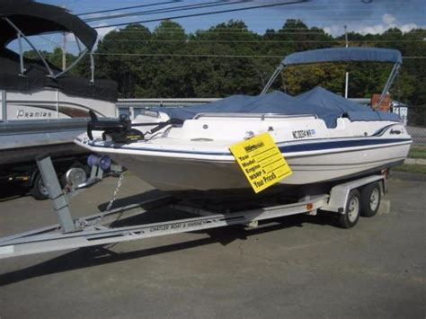 hurricane boats for sale used deck boat hurricane boats for sale 9 boats