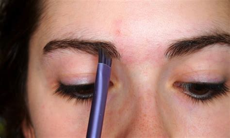Get Eyebrows by How To Get Thick Eyebrows Easy Steps To Thick Eyebrows