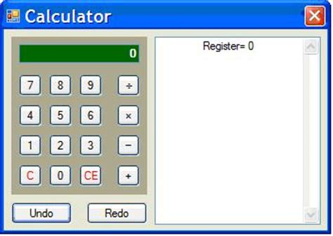 number pattern calculator online the command pattern and mvc architecture codeproject